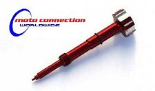 YAMAHA YZF / WRF 250/400/426/450 Fuel screw mixture adjuster Keihin FCR carb RED