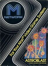 NEW Astroblast (Atari 2600)