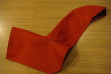 MAZDA FD3S RX-7 RZ SPIRIT R RECARO CARBON SEAT COVER PROTECT NEW RIGHT SIDE RED