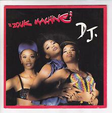"""ZOUK MACHINE Vinyl 45 tours 7"""" D.J. - SA RIVE MWEN - Disco  ARIOLA 115125  RARE"""