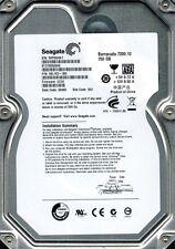 SEAGATE ST3750528AS 750GB P/N: 9SL153-300 F/W: CC34 WU