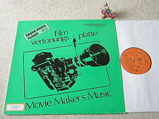 Sound Music Album 402 (PANORAMIC & WESTERN THEMES) GER LIBRARY LP GOLDEN RING