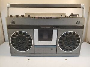 Vintage National Panasonic RS-466FDS Stereo Tape Boombox