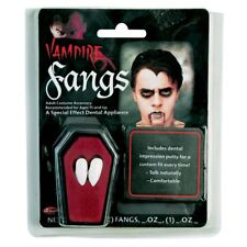 Vampire Fangs Adults Fancy Dress Vampires False Teeth Halloween