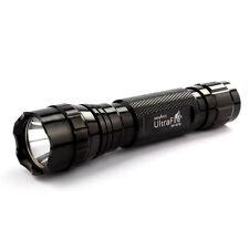 UltraFire WF-501B CREE XM-L2 T6 U2 TLED 1200LM 5 Flashlight Torch Taschenlampen