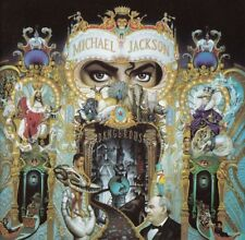 Michael Jackson OOP EURO CD Dangerous NM '91 Epic 4658022 R&B Dance Pop