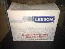 Leeson C6T34FK55E 114615.00
