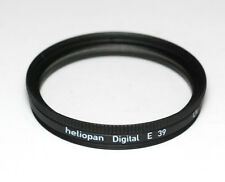 Heliopan filtro UV e 39mm x 0,5 vergütet slim-Made in Germany (nuevo/en el embalaje original)