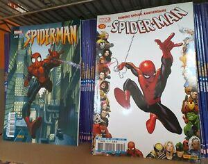 LOT 110 panini Marvel Spider-Man (Marvel France 2e série - 2000) BD comics