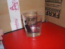 JACK DANIELS  BAND ON TOUR SINCE 1866 ROCKS GLASS 4 OF 4 MIC