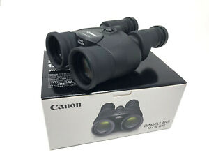 Canon 12x36 IS III Image Stabilized Binoculars - UK NEXT DAY DELIVERY