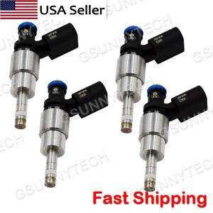 4x OEM Fuel Injectors For 2005-2009 Audi A3 A4 TT VW GTI EOS Jetta 06F906036A