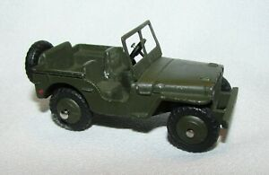 Vintage Dinky Toys France Meccano Hotchkiss Willys Jeep 80B