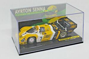 MINICHAMPS 1/43 - Ayrtos Senna Porsche 956K 1984 Edition 43 #17 540844307