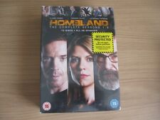 Homeland Season 1-3 DVD Boxset - Brand New & Sealed