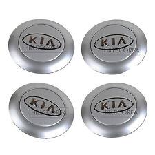 2006-2014 KIA SEDONA / CANIVAL Genuine OEM Wheel Center Cap 4pcs 1set