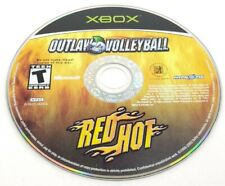 Outlaw Volleyball Red Hot (Original Microsoft Xbox) Disc Only Fast Free Shipping