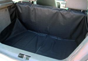 Vetfleece 2in1 Waterproof Car Rear Back Seat Cover Pet Dog Protector Boot Mat