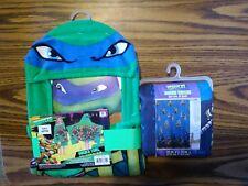 TMNT Mutant Turtles New Childrens Bathroom Birthday/School Bundle Lot