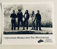 Question Mark and the Mysterians 8x10 Publicity Photo RARE Vintage