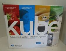 Kinetico KUBE Home Advanced Drinking Water Filtration System Filter Purifier