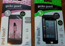 2 x iPod Touch Clear, Screen Protector, SPARKLE, Scratch Proof, Gecko Guard