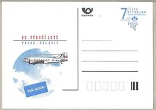 Czech Republic 1998 MNH POSTCARD 50th anniversary of the flight Prague -Tel Aviv