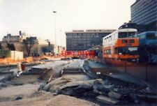 PHOTO  METRO CONSTRUCTION 1991 PICCADILLY GARDENS 1
