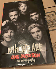 one direction who we are book