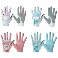 Women's Golf Gloves Left Hand & Right Hand Sport High Quality Nanometer Cloth
