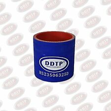 """Coolant Hose 2.75""""X3"""" for Detroit Diesel Series 60 Water Pump to Oil Cooler"""