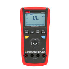 Uni T Ut612 Capacitance Meter Lcr Meter Inductance Ohm Freq Deviation Ratio Test