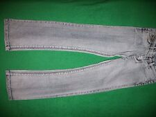 Juniors True People straight leg denim jeans size 3
