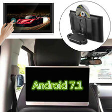 """10.1"""" HD Android 7.1 Car Seat Headrest DVD Player Monitor Speaker Quad Core WIFI"""