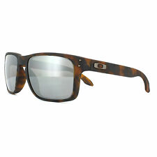 Oakley Sunglasses Holbrook OO9102-F4 Matt Brown Tortoise Prizm Black