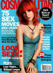 """006 Paramore - Hayley Williams Music Sexy Girl Art 24""""x32"""" Poster"""