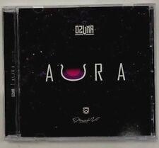 OZUNA AURA -ORIGINAL CD / FREE SIGN PICTURE ( ORIGINAL CD SONY MUSIC)