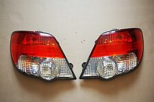JDM 06 07 Subaru Impreza Wagon GG GGA GGB Taillights Tail Lights