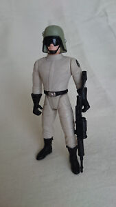 Star Wars Power of the Force Action Figure - AT_ST Driver by Hasbro