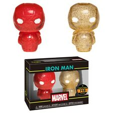 Funko Marvel Hikari XS Iron Man Red And Gold Figure Set NEW Collectibles