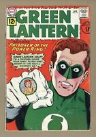 Green Lantern (1st Series DC) #10 1962 GD- 1.8