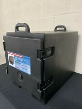 Cambro Black Front Load Full Size Ultra Pan Carrier