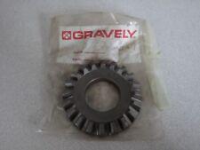 Genuine Gravely Pinned Bevel Gear 006703 08577500
