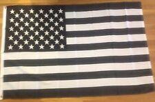 Black & White United States Flag 3x5 ft USA US BW B&W American America Tactical