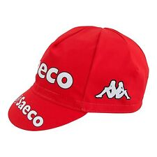 SAECO retrò PRO CYCLING TEAM CAP - Vintage - Fixed Gear - Mario Cipollini