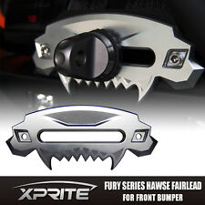 Xprite Angry Monster Aluminum 4x4 Hawse Fairlead for Jeep Wrangler 07-18