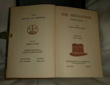 The Housatonic by Chard Powers Smith Illust by  Armin Landeck 1946 VINTAGE