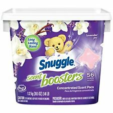 Snuggle Scent Boosters in-Wash Laundry Pacs, 56 Count (Pack of 1)