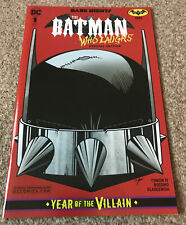 Dark Nights The Batman Who Laughs Special Edition Comic Year of the Villain #1