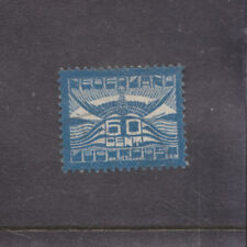 NETHERLANDS-1921-60c AIR MAIL STAMP-SG 241-F/U-$5-50-freepost